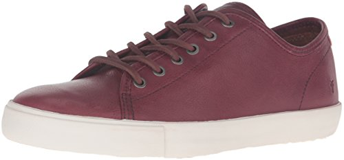 Frye Heren Brett Laag Fashion Sneaker Bordeaux