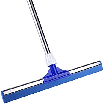 Heavy Duty Floor Squeegee, YCUTE 17.7