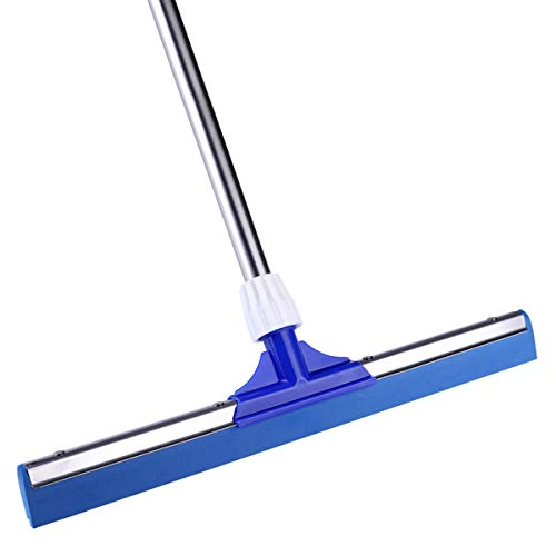 (Heavy Duty Floor Squeegee, YCUTE 17.7