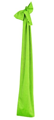 - Perri's Lycra Tail Bag, Lime Green, One Size