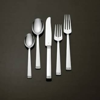 Vera Wang Chime Stainless Salad Fork Flatware