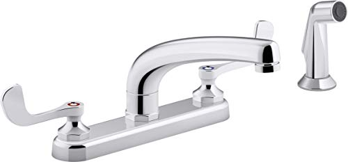 KOHLER 810T21-5AHA-CP TritonBowe Sink faucet, Polished Chrome