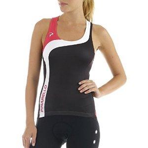 Pinarello Rondo Tank Top - Women's Pink/White/Black, XS