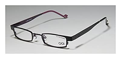 Ogi 2229 Mens/Womens Optical Latest Collection Designer Full-rim Flexible Hinges Eyeglasses/Spectacles