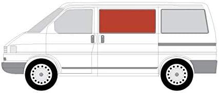 Mano izquierda claro ventana lateral fijo para puerta corredera VW TRANSPORTER T4 (1990 – 2003): Amazon.es: Coche y moto