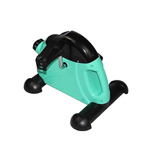 Chennong スポーツステッパー簡単に運ぶグリーン多機能ミュートステッパー細いウエストストーブパイプ運動フィットネス機器付き   B07QGZJL16