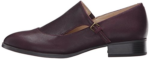 Nine West Women's Nyessa Leather Monk-Strap Loafer - Wine...