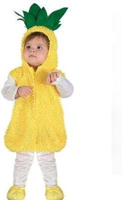 Clown Republic - Disfraz de piña para bebé, unisex, 27724/24 ...