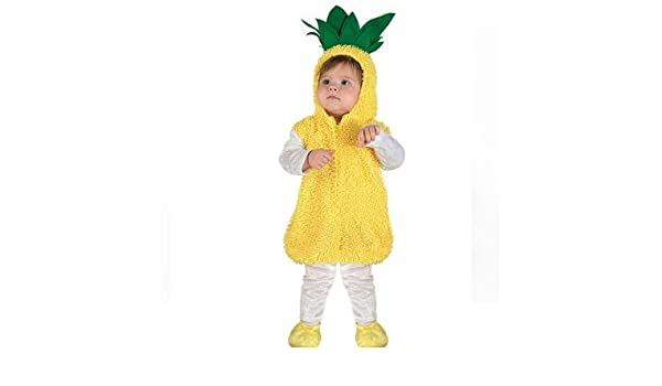 Clown Republic - Disfraz de piña para niños, unisex, 27718/18 ...