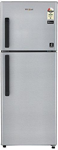 Whirlpool 245 L 2 Star Frost-Free Double-Door Refrigerator (Neo FR258 CLS Plus, Galaxy Steel)