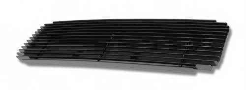 APS N85413H Black Powder Coated Aluminum Billet Grille Replacement for select Nissan Titan Models (Nissan Titan Accessories Grill compare prices)