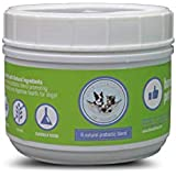 Over The Moon Pets Daily Dog Prebiotics - Clinically Tested Prebiotic Solution That Promotes: Hunger Control, Gut Health, Regularity, Blood Sugar Regulation – 405 g, formulated with BiomeBliss