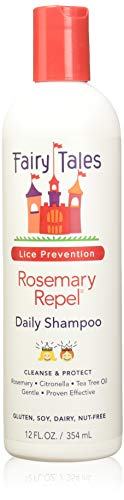 Fairy Tales Rosemary Repel Daily Kid Shampoo for Lice Prevention - 12 Fl. Oz