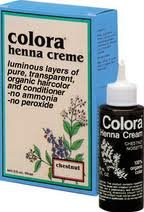 Colora - Henna Creme Hair Color & Conditioner Silver Fox - 2 oz. CLEARANCE PRICED (Silver Fox Henna)