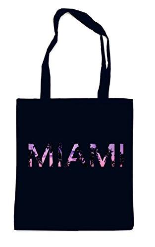 Miami Palms Sac Noir