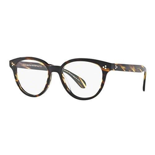 Donna Vista Oliver Havana Sehbrille Ov5357u Peoples Eyeglasses Da Occhiale 1003 xzapxA