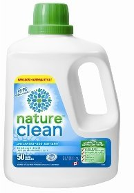 Laundry Liquid-3 ltr Brand: Nature Clean – Canadian