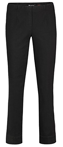 "Robell Marie JEANS Stretch Denim Schlupfhose ""Ich will Marie"" Power Stretch (34, schwarz)"