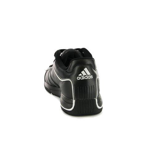 Herren Schuhe Adidas 2G08 NBA Superstar Schwarz Leder EUR 46