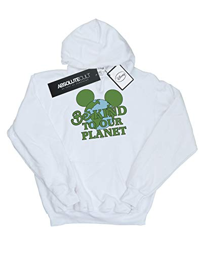 Be Kind Mujer Capucha Disney Mouse Blanco Mickey qP6nRf