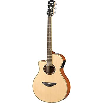yamaha apx700ii acoustic electric guitar natural musical instruments. Black Bedroom Furniture Sets. Home Design Ideas
