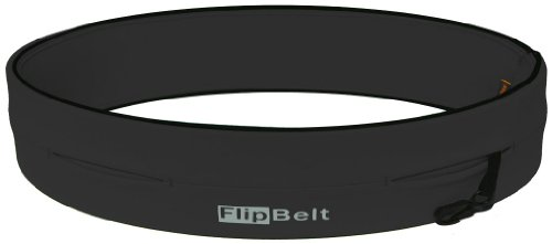 - FlipBelt Level Terrain Waist Pouch, Carbon, Large/32-35