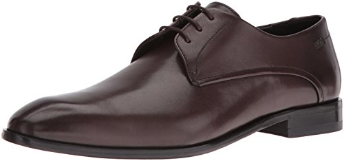 Pictures of C-Dresios Leather Lace Up Derby Shoe Dark Brown 1