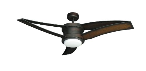TroposAir Triton II Ceiling Fan in Oil Rubbed Bronze with 52