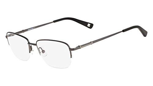 Eyeglasses MARCHON M-THOMPKINS 033 GUNMETAL from MarchoNYC