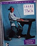 img - for McGraw_Hill Share The Music Grade 6 Piano Accompaniments Teachers Edition book / textbook / text book