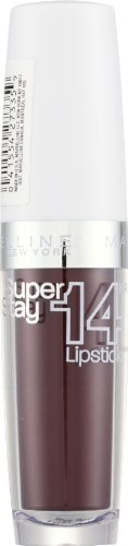 Maybelline Super Stay 14HR Lipstick Wine And Forever 100 Forever Lipstick