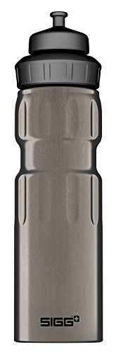 Sigg Wide Mouth Water Sports Bottle, 0.75L, Pack of 6 (Smoked Pearl) by Sigg (Image #1)