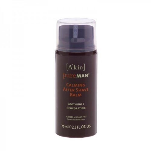 A'kin PureMAN Calming After Shave Balm (75ml) - Pack of 6