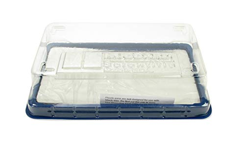 Pan Pad Dissection - American Educational Economy Dissection Pan with Pad and Cover, 10