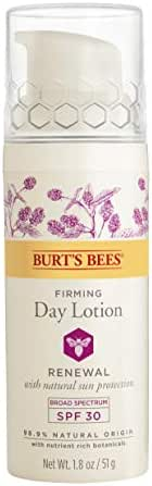 Facial Moisturizer: Burt's Bees Renewal Firming Day Lotion