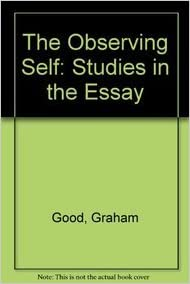 com the observing self rediscovering the essay  the observing self rediscovering the essay