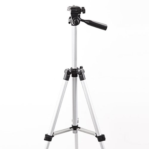 40 inch Flexible Lightweight Portable Tripod Stand for All C
