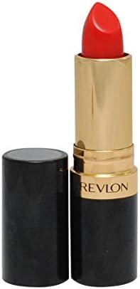3 Pack – Revlon Super Lustroso Pintalabios # 029 rojo lacado: Amazon.es: Belleza