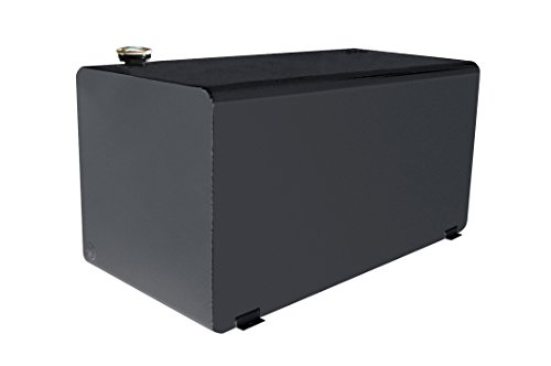 Dee Zee DZ91753SB (106 gallon) Rectangle Transfer Tank - Black Steel
