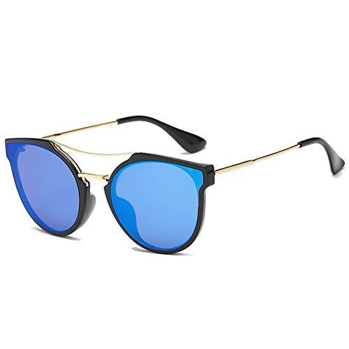 de ojo 142 coloridas del de metal gato NIFG manera C 55m del gafas sol 144 m Gafas las de de de la sol IZqFxZw4f