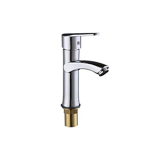 Basin Faucetsingle Hole Basin Faucet, David Single Hole Basin Faucet Hot and Cold Wash Basin Bathroom
