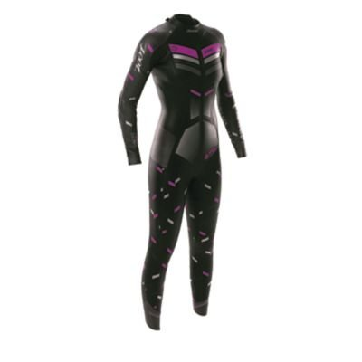 (Zoot Women's Wikiwiki Wetsuit - SS19 - Large - Black)