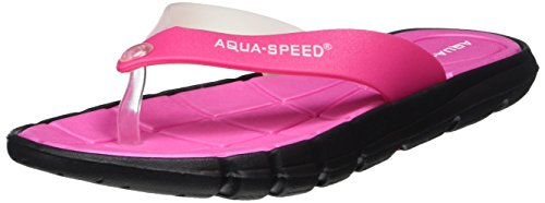 Black Men's Bali Aqua Womens White Pink Pool Speed Shoes CqRa8wq