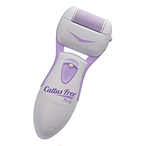 Callus Free Feet Callus PATENTED Remover with Smooth Pumice Stone by One & Only USA