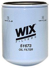 WIX Filters - 51673 Heavy Duty Spin-On Lube Filter, Pack of - Npr 1995 Truck Isuzu