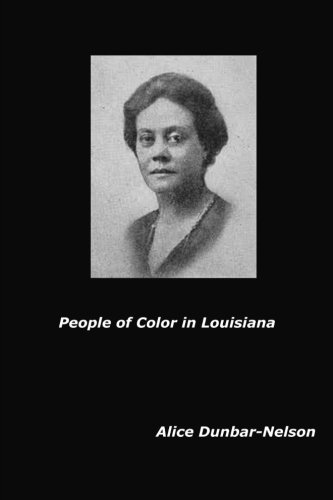 Books : People of Color in Louisiana