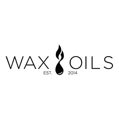 Wax and Oils Scented Soy Aromatherapy Candles - 8oz - Hand Made in the USA