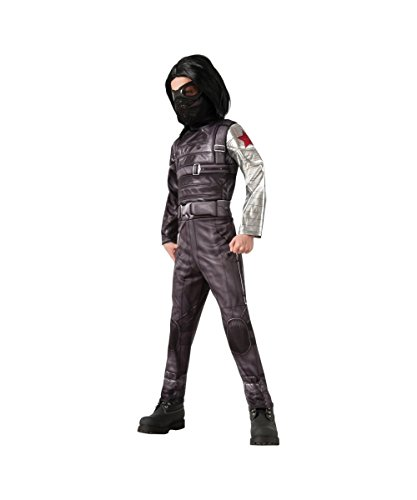 Deluxe Winter Soldier Costume - Large