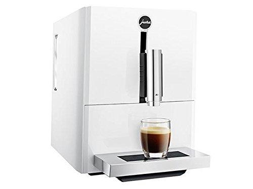 (Jura A1 Ultra Compact Coffee Center with P.E.P. (White))
