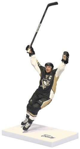 - McFarlane Toys NHL Series 25 2010 Sidney Crosby Pittsburgh Penguins Action Figure